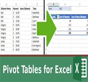 Excel: Power Pivot - Taking Pivot Tables to the Next Level